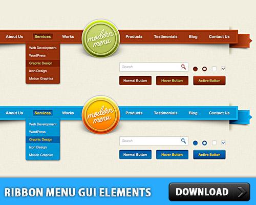 http://dl-graph20.rozup.ir/Pictures/Ribbon_Menu_Gui_Elements_L.jpg